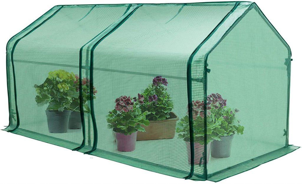 EAGLE PEAK Mini Garden Portable Greenhouse