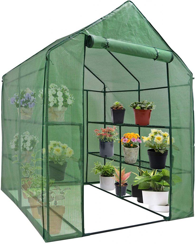Mini Walk-in Greenhouse