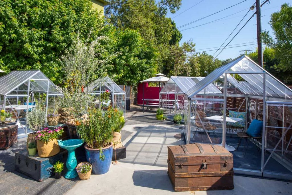 Outdoor Greenhouse Kits