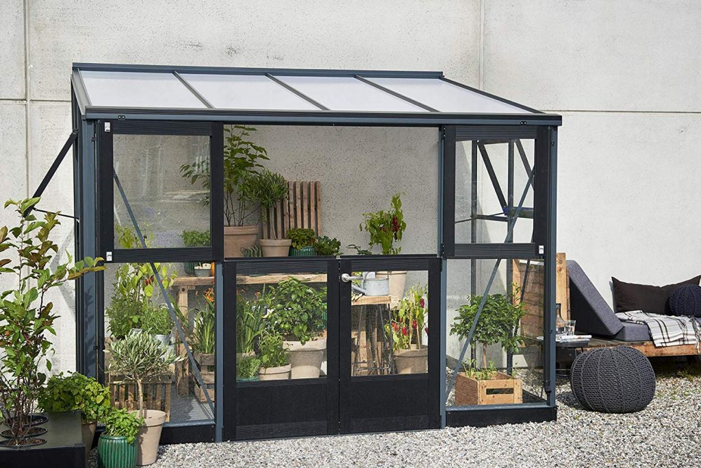 best lean to greenhouse kits