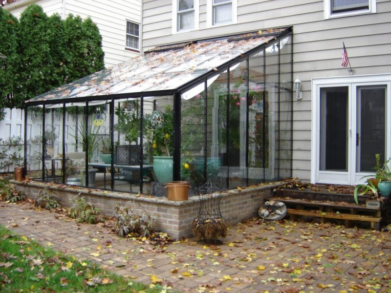 best lean to greenhouse